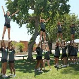 2012 cheer camp photo